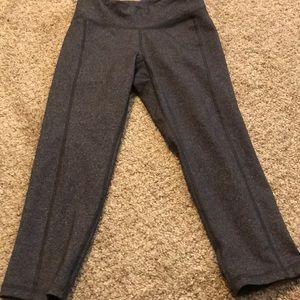 dark grey ACTIVE old navy leggings